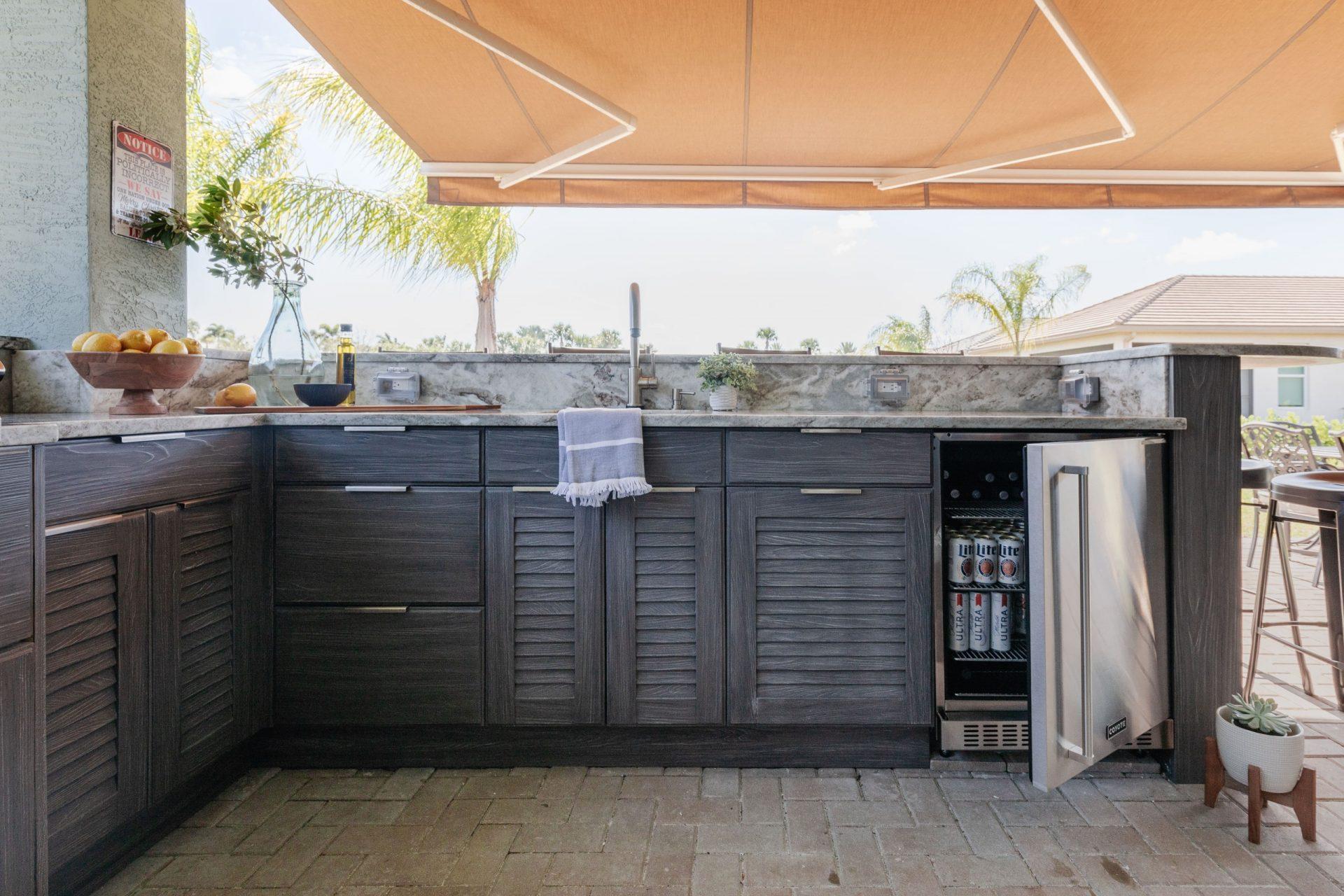 Sunray Street | Outdoor Kitchen Libations