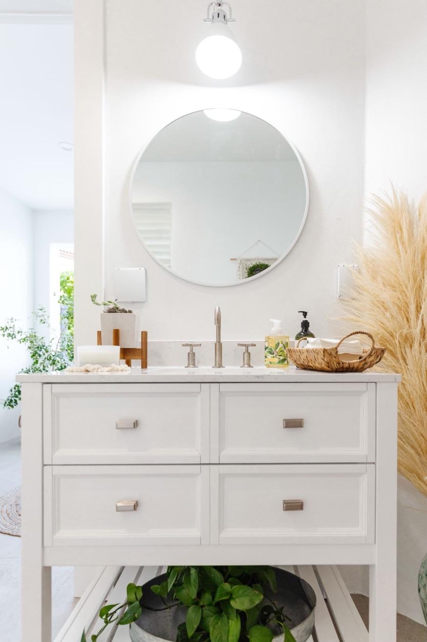 Peet's Perch | Cabana Bathroom