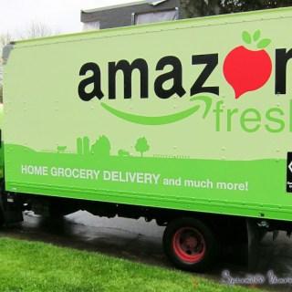 Amazon fresh, thank you Jeff!