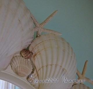 Mermaid mirror…