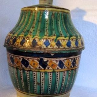 Mallorcan pottery…
