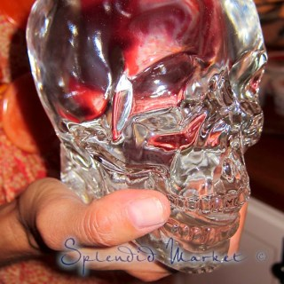 Crystal head vodka…