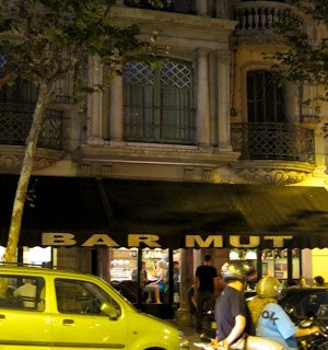Bar Mut, welcome to Barcelona…