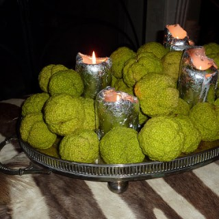 Hedge Apples en masse