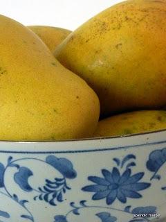 Champagne Mangos