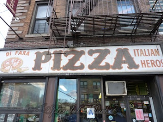 Di Fara's pizza, Brooklyn, New York…