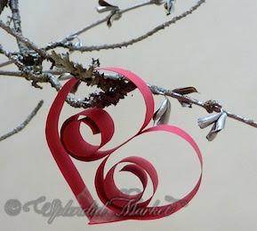 Swirly, curly hearts