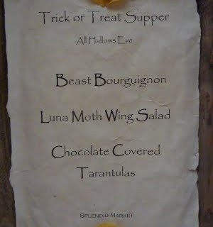 Beast Bourguigon, perfect for Halloween supper…