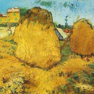 channeling Van Gogh….