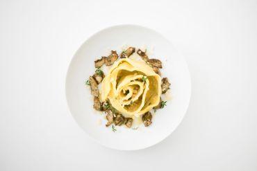 Cannelloni Artischocken Thymian