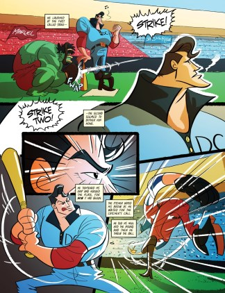 Characters copyrighted by DC Comics