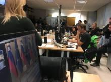 Predvolilna rezanja: Kadunc drugič odstavlja urednico Rebernikovo