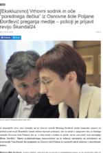 Napeto pri Đorđeviću in cenzurirani kandidati za sodni svet