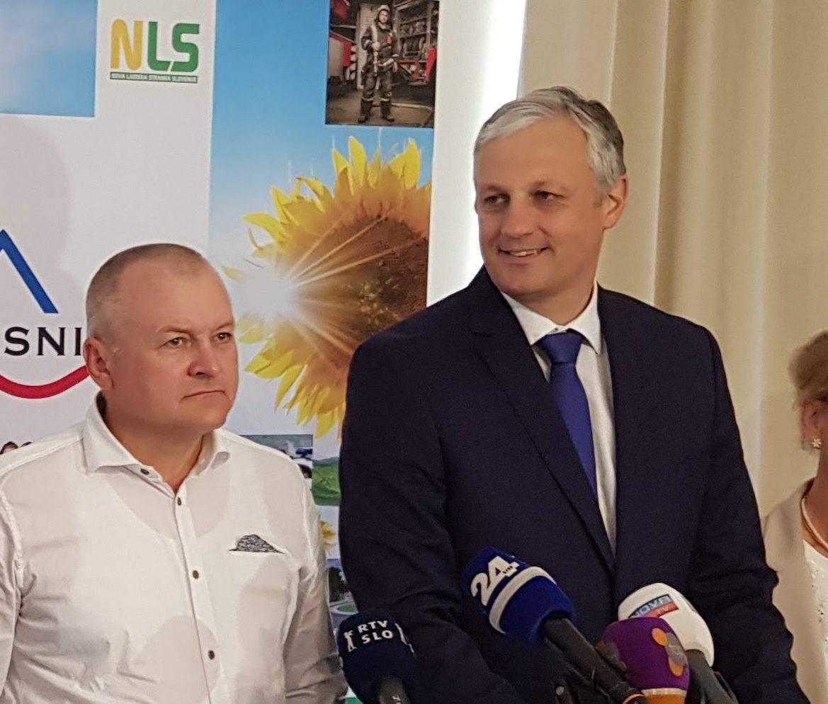 Tudi Kanglerjeva NLS pred pozivom svojim volivcem, naj podprejo SDS ali NSi