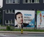 Prva je NSi: Za kampanjo 195.404 evrov