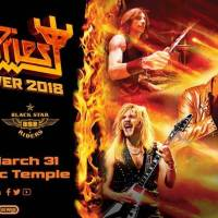 Judas Priest + Black Star Riders + Saxon @ The Detroit Masonic Temple, Detroit, MI