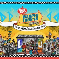 2018 Vans Warped Tour®, Presented by Journeys® Celebrates Its History and Heart In Brand New Retrospective Video