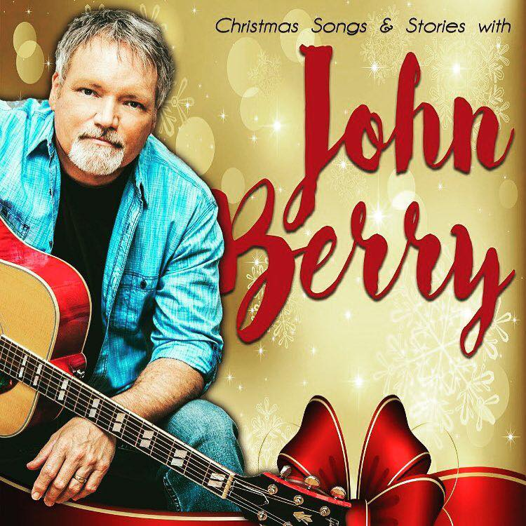 Christmas Songs & Stories with John Berry Tour Dates Announced
