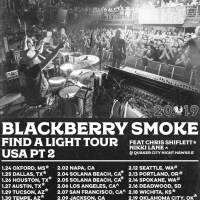 Blackberry Smoke Find a Light Tour