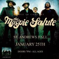 The Magpie Salute @ Saint Andrew's Hall, Detroit, MI
