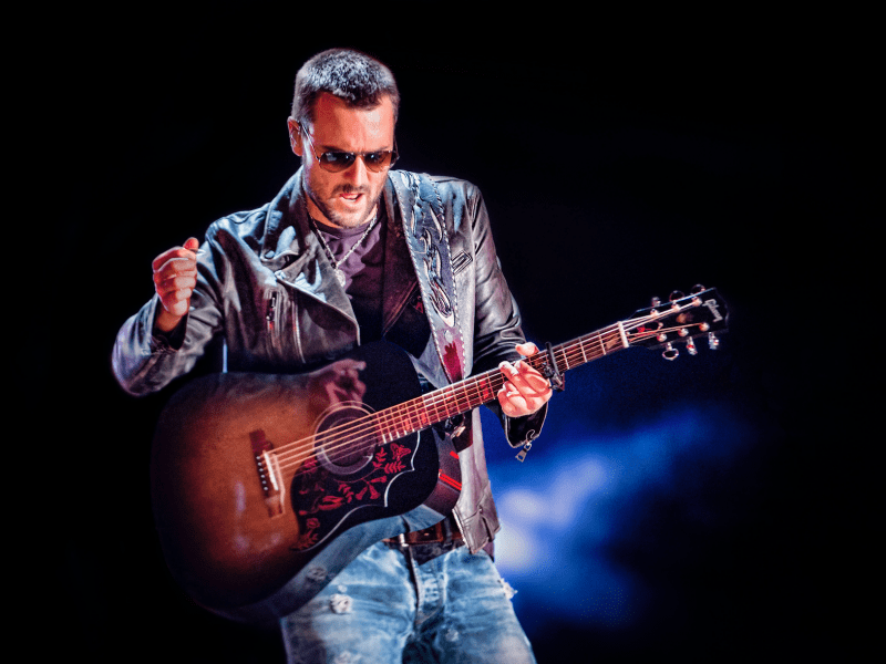ERIC CHURCH REDEFINES TOURING: DOUBLES DOWN FOR 2019 TOUR