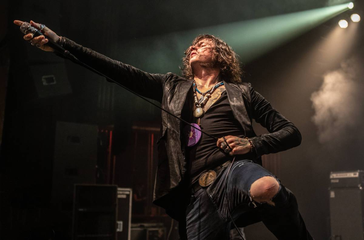 A Sold-Out Fillmore Detroit Welcomes Rival Sons