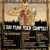 Camp Anarchy – 3 Day Punk Rock Campout