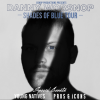 Danny Worsnop Brings His Shades of Blue Tour to Tampa, FL