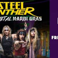 Steel Panther + Wilson + True Villians @ The Norva, Norfolk, VA