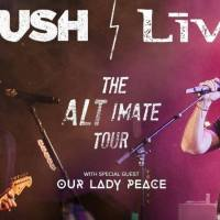 Bush & +Live+ Bring Their Altimate Tour to Tampa Fl.