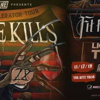 Sirius XM Octane Channel Accelerator Tour Featuring Ice Nine Kills, Fit For A King, Light The Tourch And Awake At Last Comes To Tampa FL.
