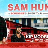 Sam Hunt The Southside Summer Tour 2020