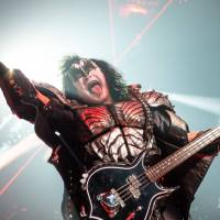 Kiss + David Lee Roth @ John Paul Jones Arena, Charlottesville, VA
