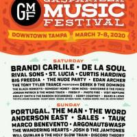 Gasparilla Music Festival Retuns With An Incredible Lineup
