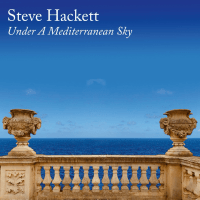Iconic guitarist Steve Hackett, releases his new acoustic album Under A Mediterranean Sky