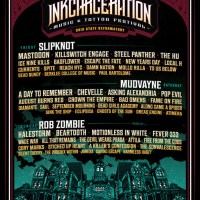 Inkcarceration Music & Tattoo Festival  Announces 2021 Lineup For  September 10, 11 & 12