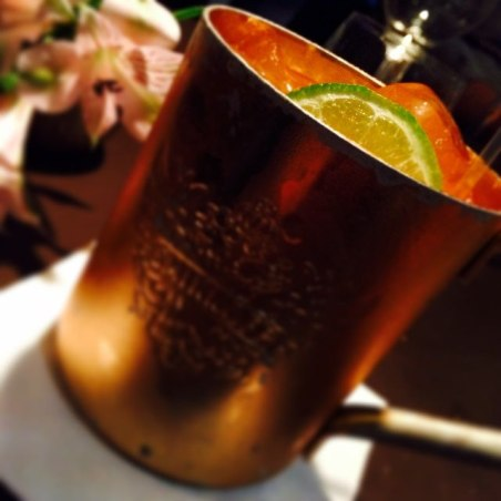 mocktails moscow mule