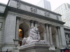 Grand Central Library, New York