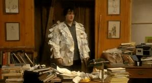 Bernard's new jacket