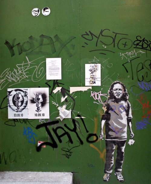 Graffiti Jay