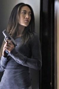 Maggie Q is Nikita