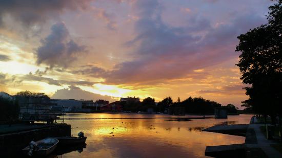 River Corrib Sunset