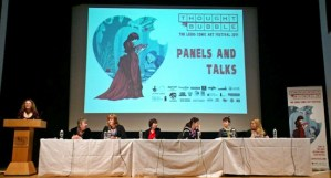 Women in Comics at Thought Bubble