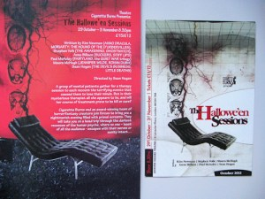 Brochure & postcard
