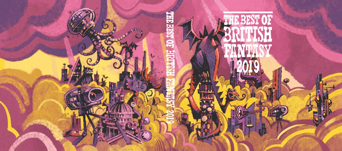 The Best of British Fantasy 2019