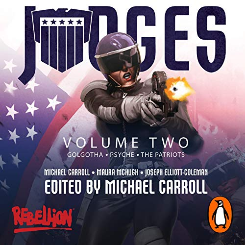 Judges Vol 2 Audible edition