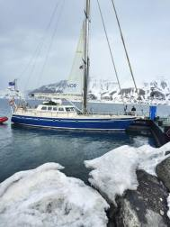 Our home for 8 days, The Artica 2