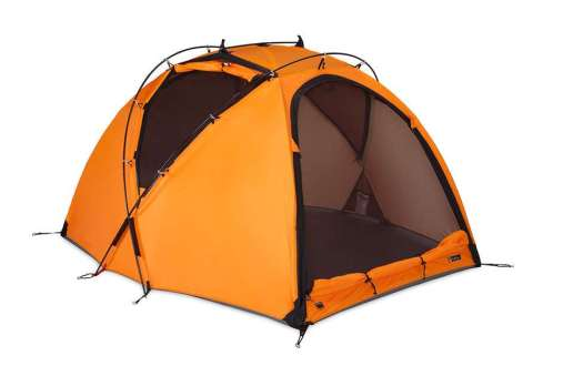 Convert roughly half of the Moki™ shell to mesh by tying back its four large doors.