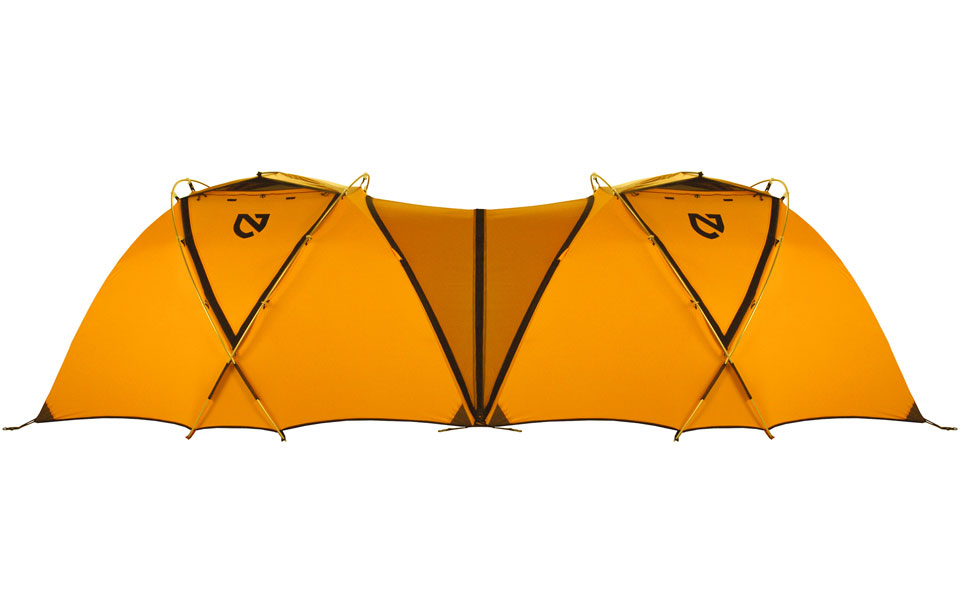 Zip two Moki™ tents together with the Moki™ Connector panel by removing the lower  sc 1 st  Splitboard.com & Sleep Systems u2013 Nemo Equipment educates us on winter camping u2013 Shelter