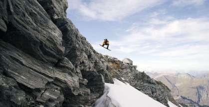Hampus Cederholm Hintertux Glacier October, Eirik Nicolai Heim